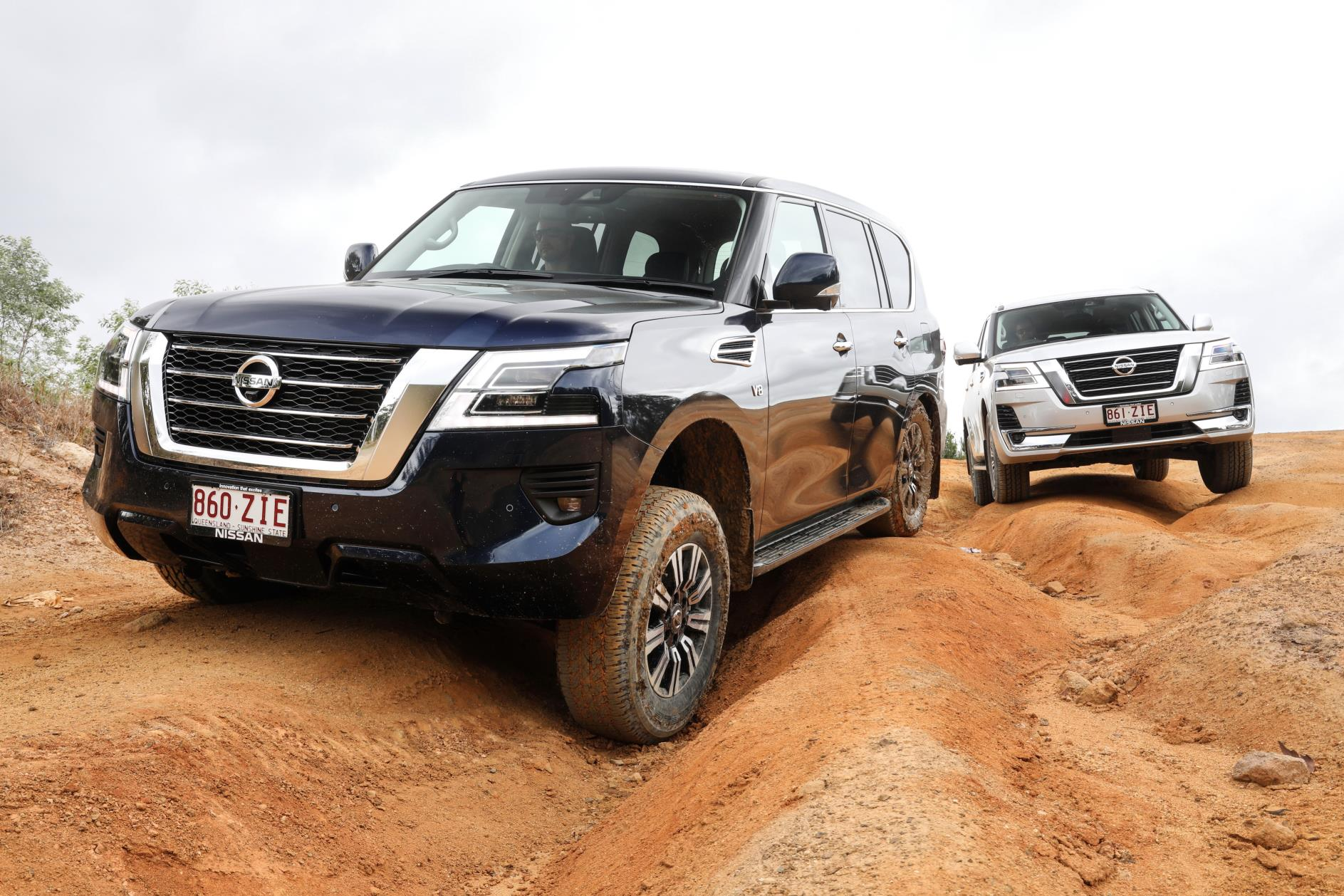 2020 Nissan Patrol Now On Sale In Australia From 75 990 Performancedrive