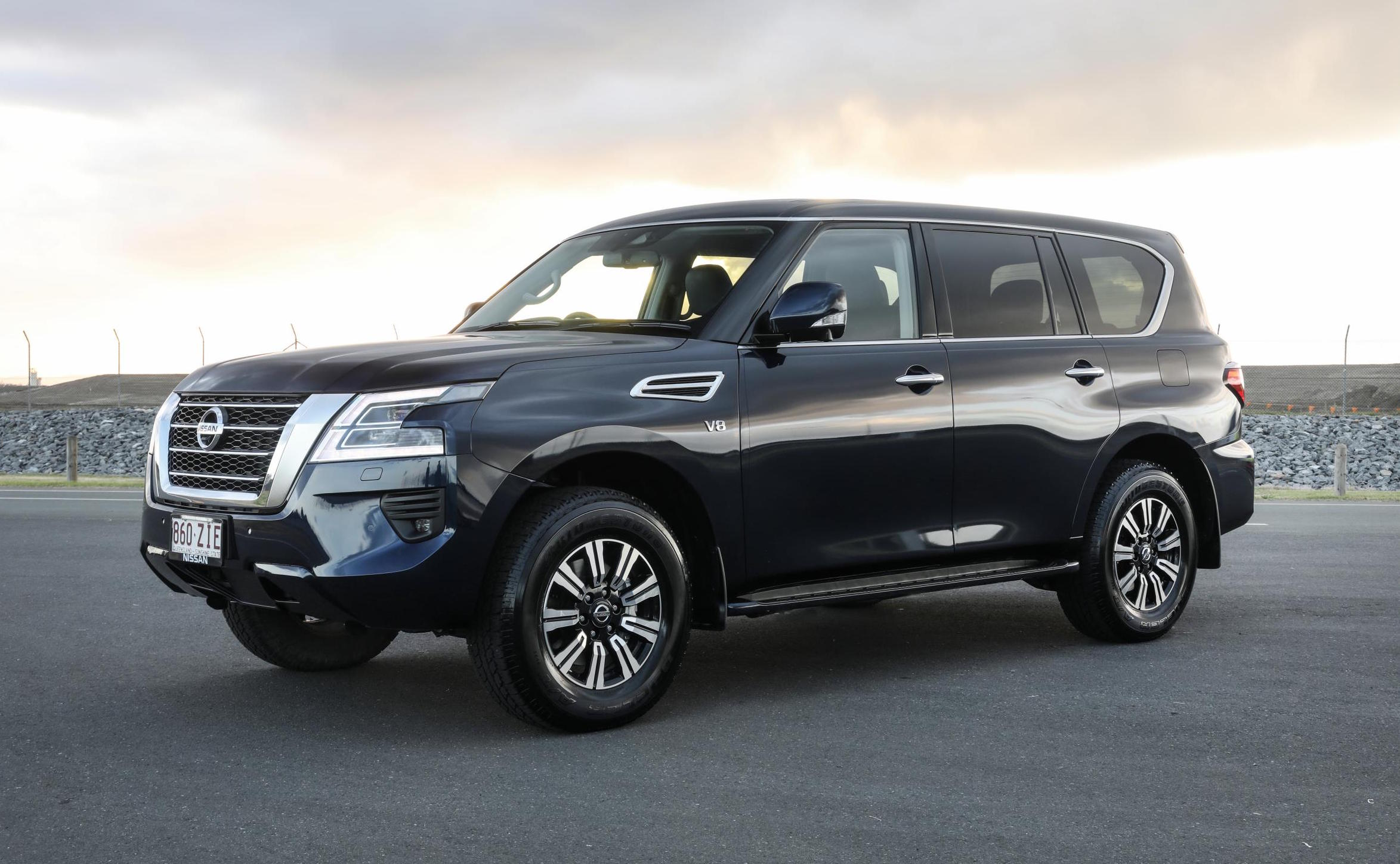 2020 Nissan Patrol now on sale in Australia from $75,990 ...