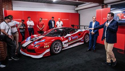 2020 Passione Ferrari Club Challenge announced for Australasia