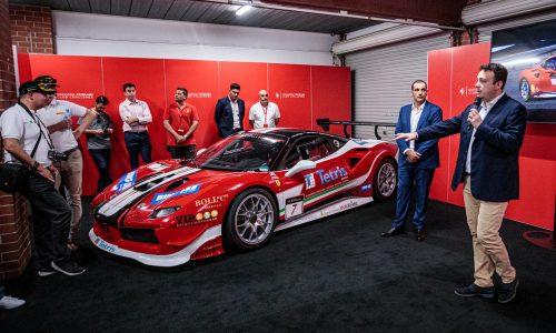2020 Passione Ferrari Club Challenge announced for Australasia