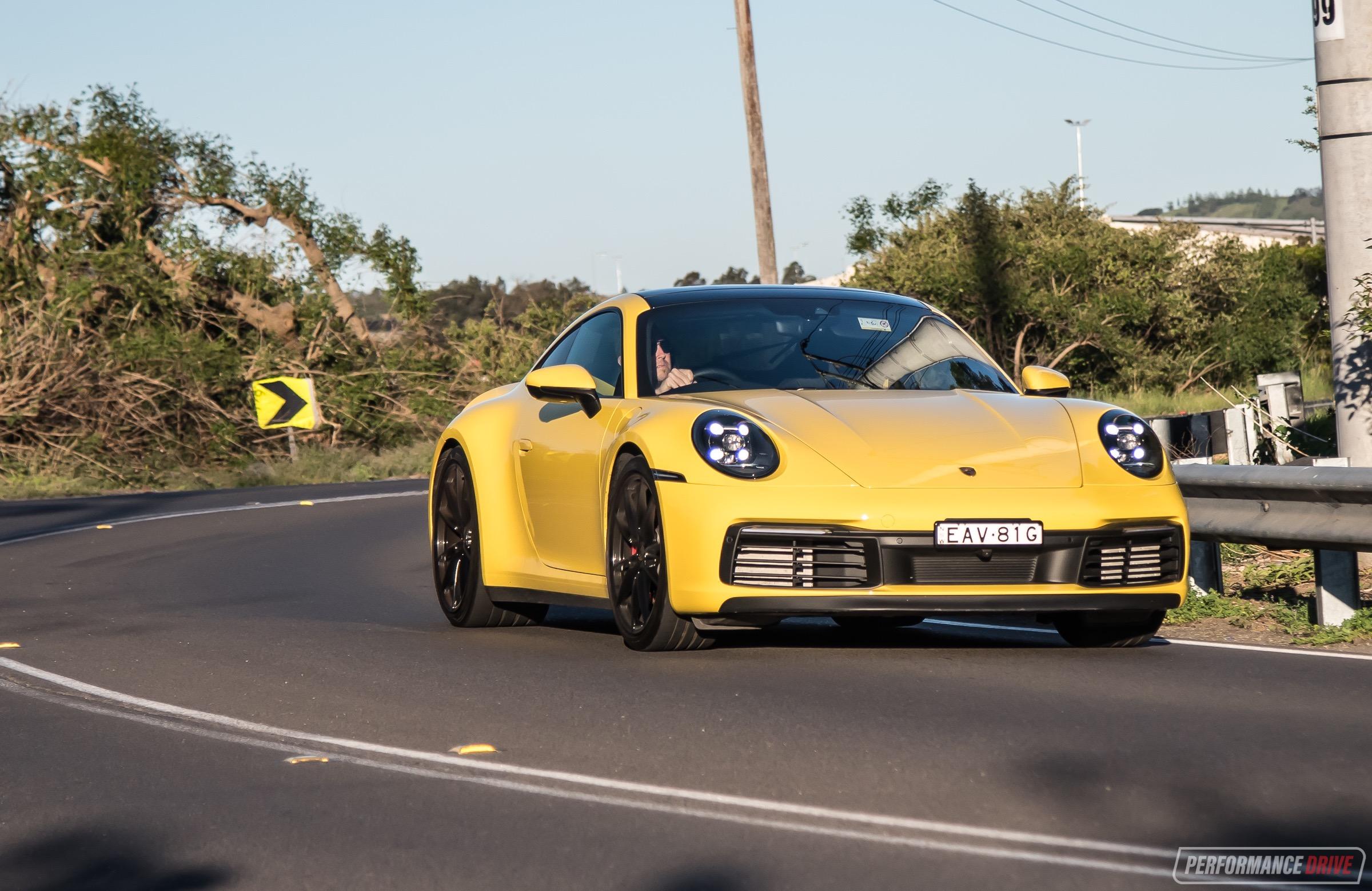 Video 2020 Porsche 911 Carrera 4s Detailed Review Pov Performancedrive