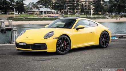 2020 Porsche 911 Carrera 4S review (video)