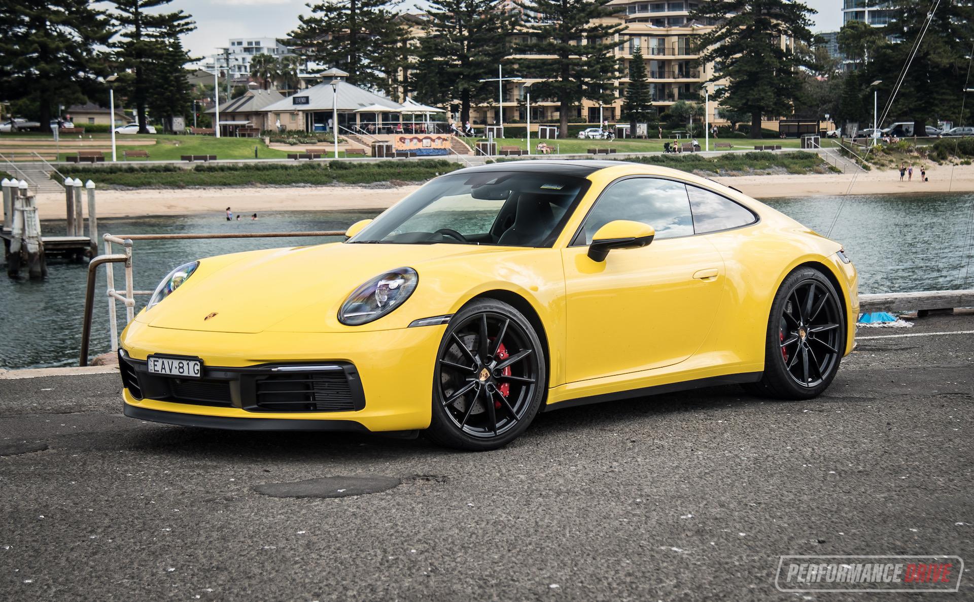 2020 Porsche 911 Carrera 4s Review Video Performancedrive
