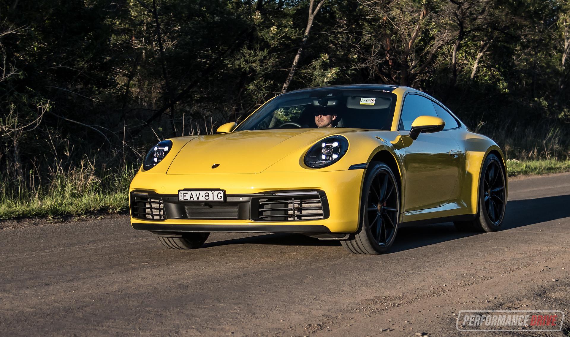 Porsche carrera s 2020