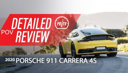 Video: 2020 Porsche 911 Carrera 4S – Detailed review (POV)