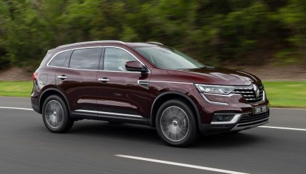 2020 Renault Koleos update now on sale in Australia