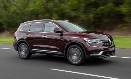 2020 Renault Koleos update now on sale in Australia