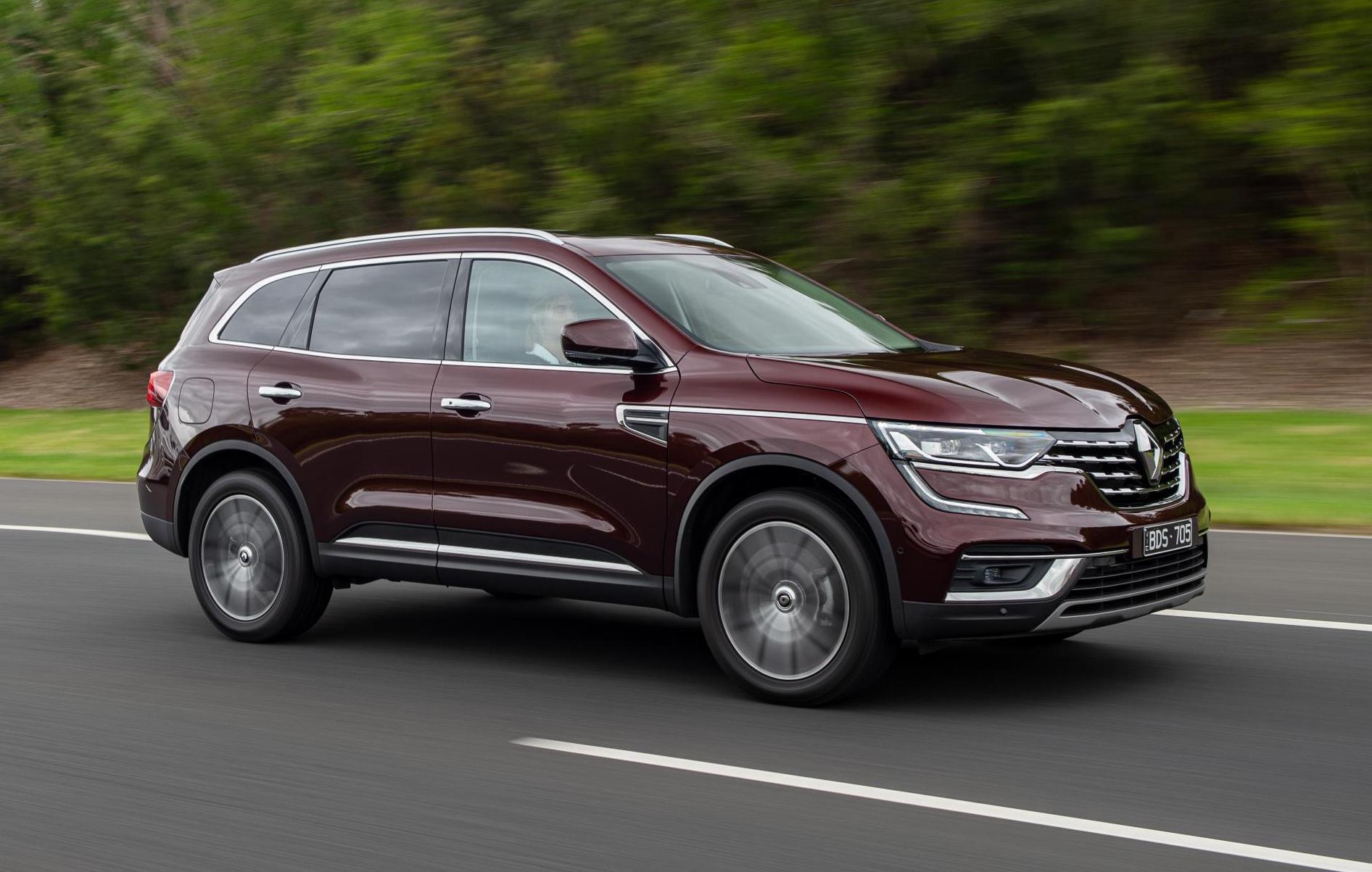 2020 Renault Koleos Update Now On Sale In Australia Performancedrive
