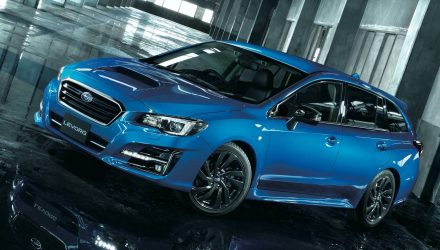 2020 Subaru Levorg V-Sport debuts in Japan, says goodbye to current gen