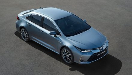 2020 Toyota Corolla sedan on sale in Australia from $23,335