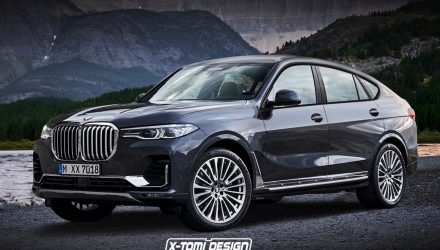 BMW X8 flagship SUV in the works, topped by X8 M – report