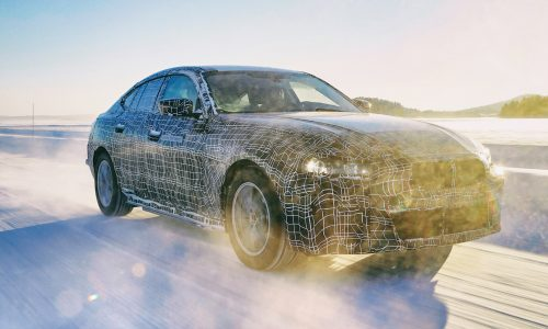 BMW i4 to develop 390kW, production starting in 2021