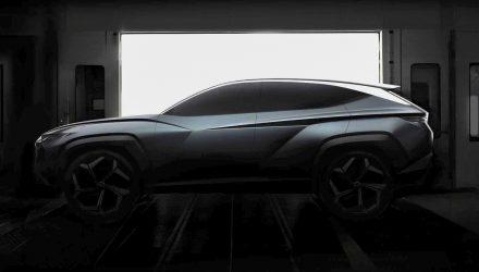 2021 Hyundai Tucson concept to debut at LA Auto