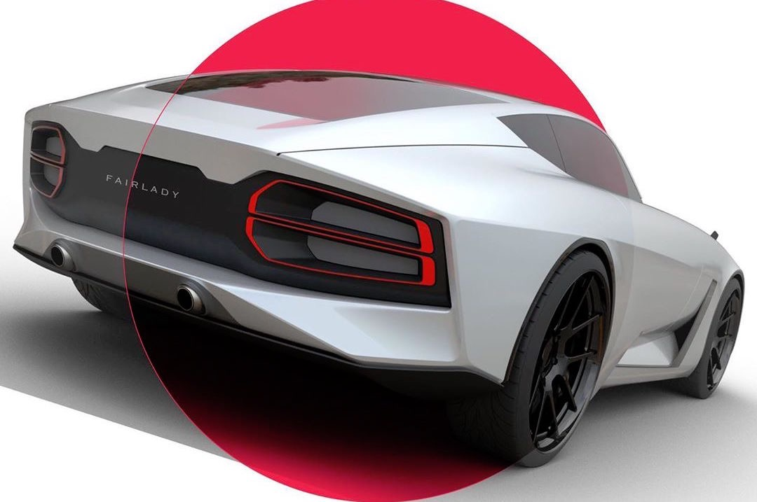 Next-gen Nissan Z car envisioned with Datsun 240Z ...