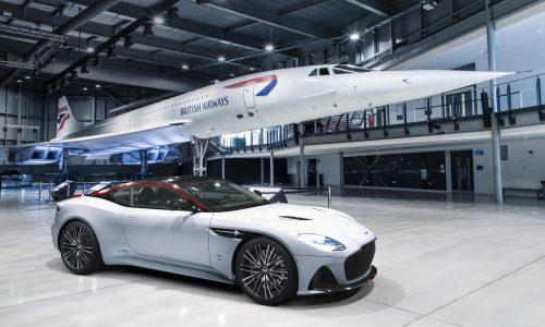 Aston Martin DBS Superleggera Concorde edition revealed
