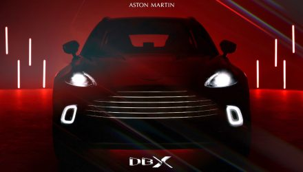 Aston Martin DBX priced from AU$357,000, interior revealed