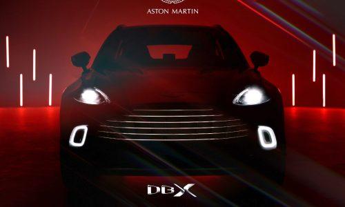 Aston Martin DBX priced from AU$357,000, interior revealed