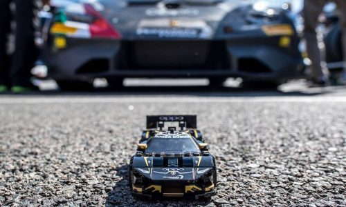 Lego announces Lamborghini Huracan Super Trofeo & Urus ST-X for next Speed Champions set