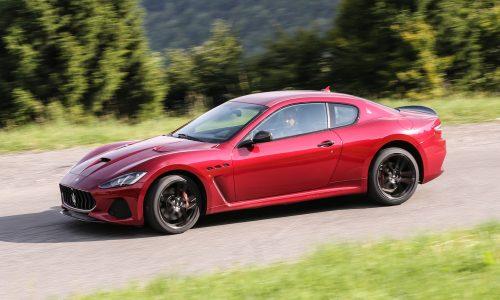 Maserati GranTurismo Edizione V8 Aspirato announced for Australia