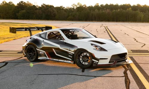 Nissan shows off cool racer concepts at SEMA