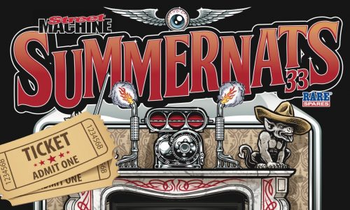 We're giving away 'Summernats 33' one-day passes – enter now!