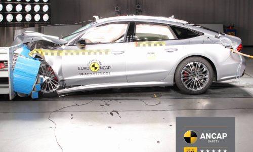 Tesla Model X, Audi A7, Q8, MG HS get 5-star ANCAP rating