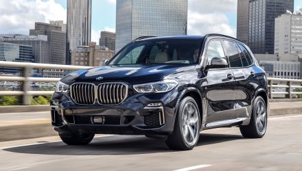 BMW X5, X6, X7 receive Lane Change Assistant in Australia