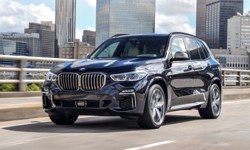 BMW X5, X6, X7 receive Lane Change Assistant in Australia