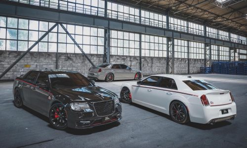Chrysler 300 SRT Pacer special edition priced from $69,950