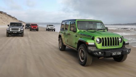 2020 Jeep Wrangler update adds AEB, ANCAP rating now 3 stars
