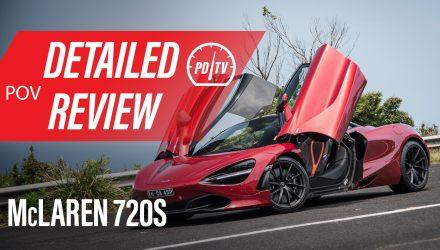 Video: 2019 McLaren 720S –Detailed review (POV)