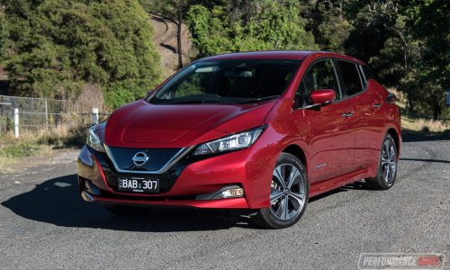 2019 Nissan LEAF review (video)
