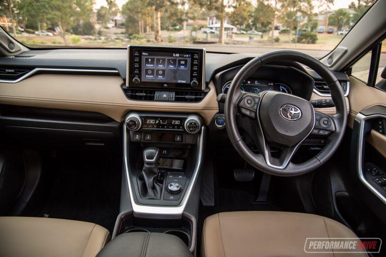 Toyota Latest Models >> 2019 Toyota RAV4 Cruiser Hybrid AWD review (video ...