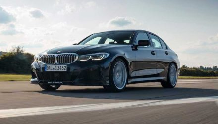 2020 Alpina B3 sedan confirmed for Australia, joins Touring wagon