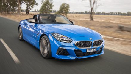 2020 BMW Z4 M40i gets 35kW power boost
