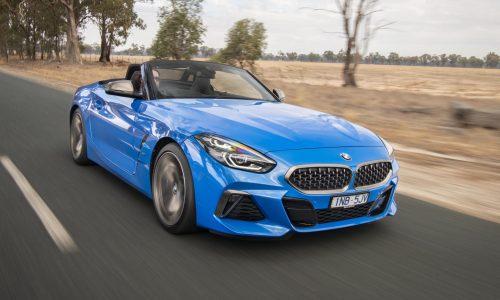2020 BMW Z4 M40i gets 35kW power boost