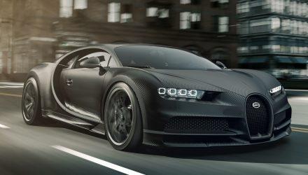 Bugatti Chiron Noire Elegance, Noire Sportive editions revealed