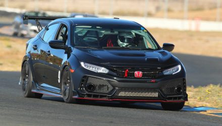 Honda announces Civic Type R TC customer racing car