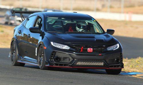Honda announces Civic Type R TC customer racing car