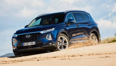 2020 Hyundai Santa Fe now on sale, adds V6 petrol option
