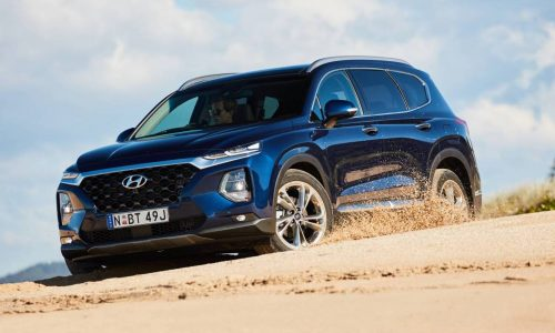 2020 Hyundai Santa Fe now on sale, adds V6 petrol option