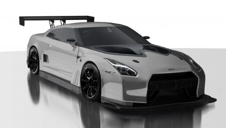 JRM Nissan GT-R GT23 unveiled as ultimate RWD track toy