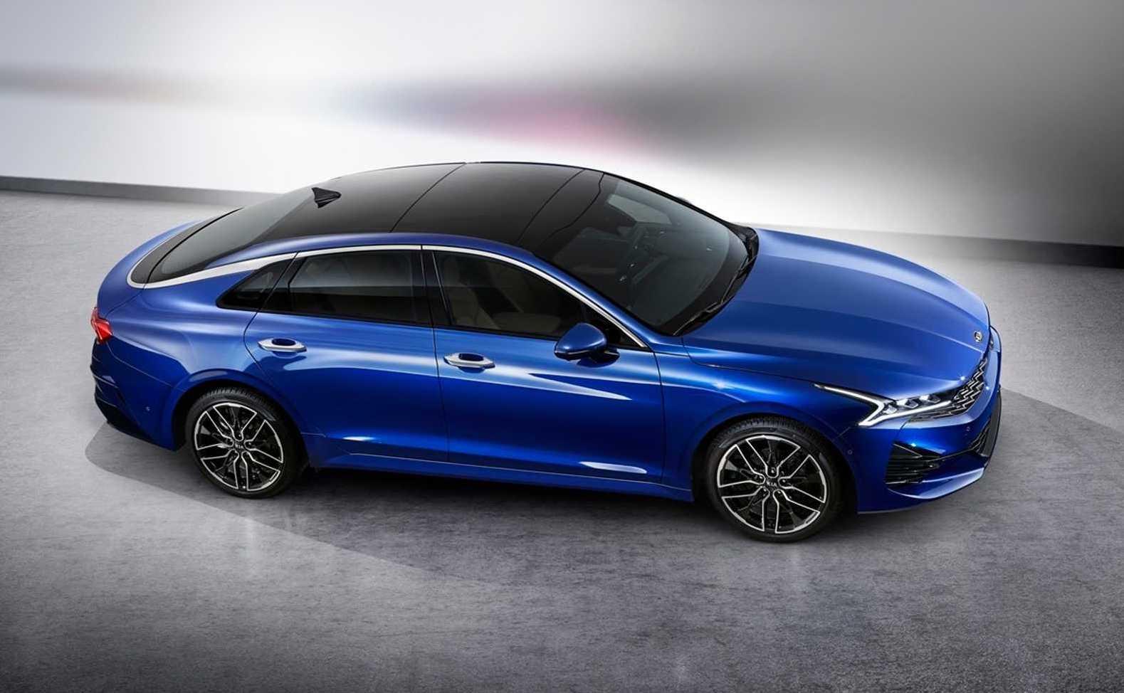 Kia debuts Hyundai's new 2.5 T-GDi turbo engine, 8-speed dual-clutch auto