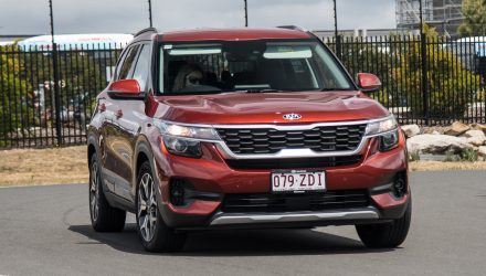 2020 Kia Seltos Sport+ 1.6T AWD review (video)