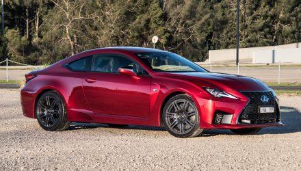 2020 Lexus RC F review (video)