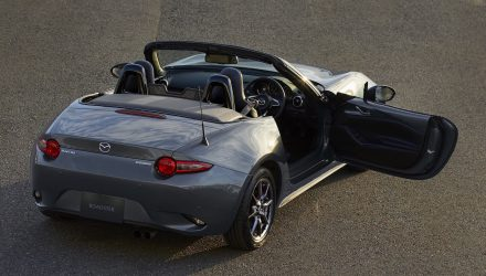 2020 Mazda MX-5 facelift introduces mild updates