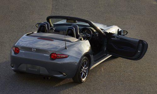 2020 Mazda MX-5 facelift introduces mild updates