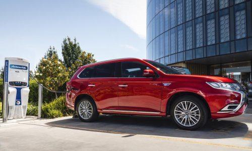 2020 Mitsubishi Outlander PHEV now on sale in Australia