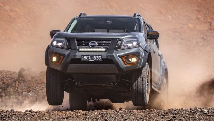 2020 Nissan Navara N-TREK Warrior now on sale in Australia