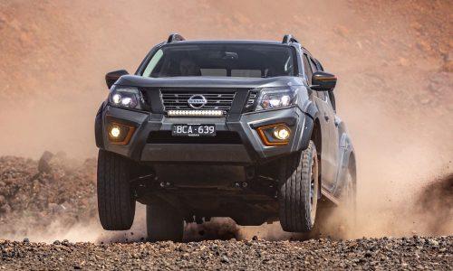 2020 Nissan Navara N-TREK Warrior now on sale in Australia